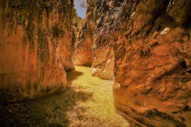 spanish gorge